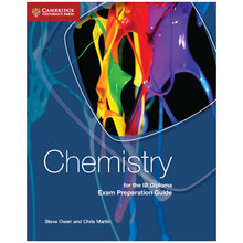 Cambridge Chemistry for the IB Diploma Exam Preparation Guide - ISBN 9781107495807
