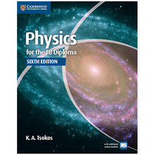 Cambridge Physics for the IB Diploma Coursebook (6th Edition) - ISBN 9781107628199