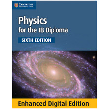 Cambridge Physics for the IB Diploma Coursebook Cambridge Elevate Enhanced Edition (2 Year) - ISBN 9781107537873