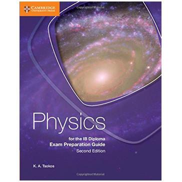 Cambridge Physics for the IB Diploma Exam Preparation Guide - ISBN 9781107495753
