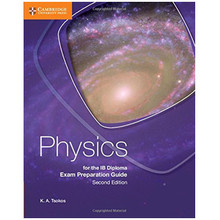 Cambridge Physics for the IB Diploma Exam Preparation Guide - ISBN 9781107495753
