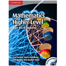 Mathematics Higher Level for the IB Diploma - ISBN 9781107661738