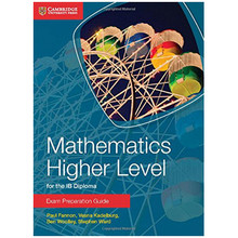 Mathematics Higher Level for the IB Diploma: Exam Preparation Guide - ISBN 9781107672154