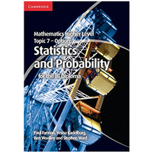 Cambridge Mathematics Higher Level for the IB Diploma: Option Topic 7: Statistics and Probability - ISBN 9781107682269