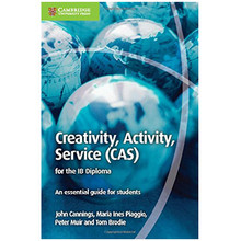 Creativity, Activity, Service (CAS) for the IB Diploma Student Guide - ISBN 9781107560345