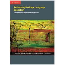 Rethinking Heritage Language Education - ISBN 9781107437623