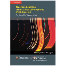 Teachers Learning: Professional Development and Education - ISBN 9781107618695