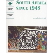 South Africa 1948-1995 - ISBN 9780719574764