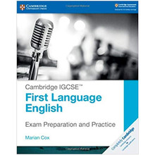 Cambridge IGCSE First Language English Exam Preparation and Practice - ISBN 9781108717045