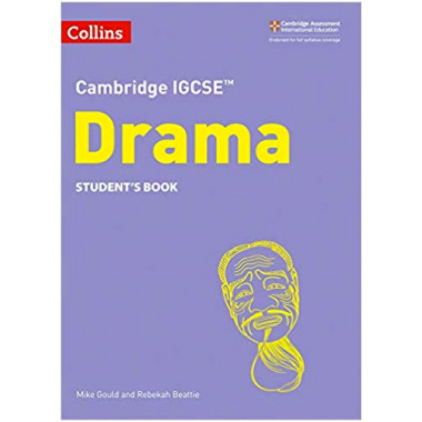 Collins Cambridge IGCSE Drama Student's Book 2nd Edition - ISBN 9780008353698