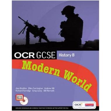 GCSE OCR B: Modern World History Student Book and CD-ROM - ISBN 9780435510220