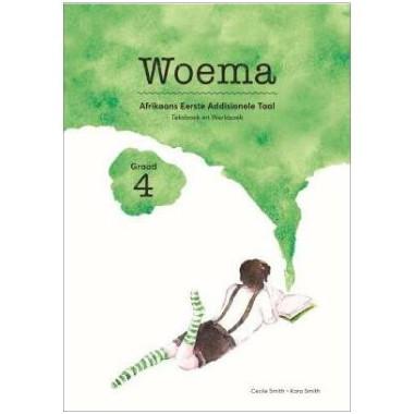 Woema Grade 4 Afrikaans First Additional Language Workbook - ISBN 9780994716873