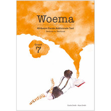 Woema Grade 7 Afrikaans First Additional Language Workbook - ISBN 9780992241322