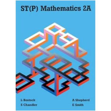 ST(P) Mathematics 2A Second Edition - ISBN 9780748705429