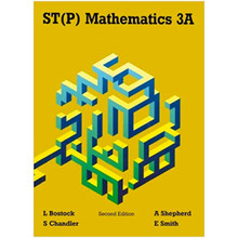 ST(P) Mathematics 3A Second Edition - ISBN 9780748712601