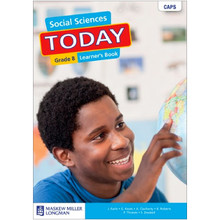 Social Sciences Today Grade 8 Learner's Book - ISBN 9780636115460
