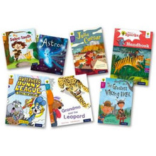 Oxford Reading Tree Story Sparks Oxford Levels 6-11 Singles Pack - Levels 6-11 - ISBN 9780198356301