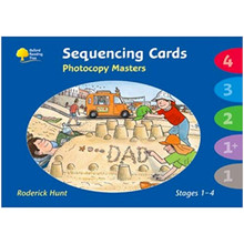 Oxford Reading Tree: Stages 1-4: Sequencing Cards: Photocopy Masters - ISBN 9780199184736