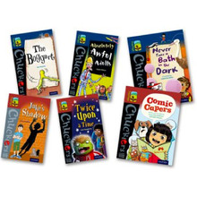 Oxford Reading Tree TreeTops Chucklers Level 14/15 Mixed Pack of 6 - ISBN 9780198376248