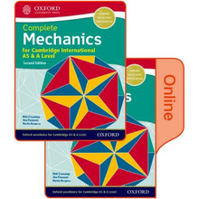 Mechanics for Cambridge International AS & A Level: Print & Online Student Book Pack - ISBN 9780198427520