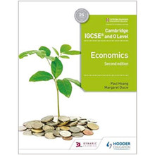 Hodder Cambridge IGCSE and O Level Economics Student Book (2nd Edition) - ISBN 9781510421271