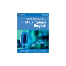 Cambridge IGCSE First Language English Cambridge Elevate Digital Classroom (1 Year) - ISBN 9781108705738