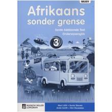 Afrikaans Sonder Grense Afrikaans Eerste Addisionele Taal Graad 3 Onderwysersgids - ISBN 9780636133600