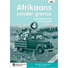 Afrikaans Sonder Grense Afrikaans Eerste Addisionele Taal Graad 4 Onderwysersgids - ISBN 9780636137790