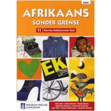 Afrikaans Sonder Grense Afrikaans Eerste Addisionele Taal Graad 11 Leerderboek - ISBN 9780636135093
