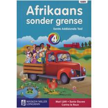 Afrikaans Sonder Grense Afrikaans Eerste Addisionele Taal Graad 4 Leerderboek - ISBN 9780636119895