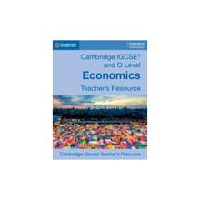 Cambridge IGCSE® and O Level Economics Cambridge Elevate Teacher's Resource - ISBN 9781108440585