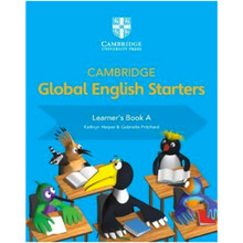 Cambridge Global English Starters Learner's Book A - ISBN 9781108700016