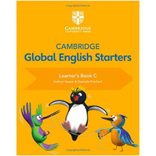 Cambridge Global English Starters Learner's Book C - ISBN 9781108700054