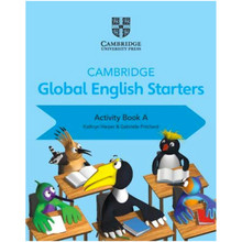 Cambridge Global English Starters Activity Book A - ISBN 9781108700061