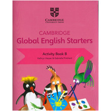 Cambridge Global English Starters Activity Book B - ISBN 9781108700078