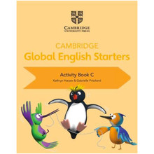 Cambridge Global English Starters Activity Book C - ISBN 9781108700092