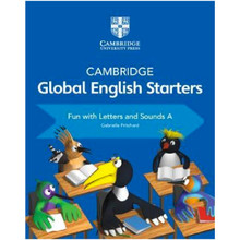 Cambridge Global English Starters Fun with Letters and Sounds A - ISBN 9781108700108