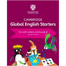 Cambridge Global English Starters Fun with Letters and Sounds B - ISBN 9781108700115