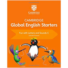 Cambridge Global English Starters Fun with Letters and Sounds C - ISBN 9781108700122