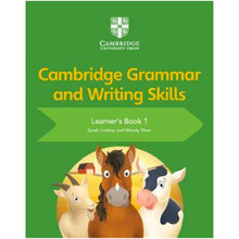 Cambridge English Grammar and Writing Skills Learner's Book 1 - ISBN 9781108730587