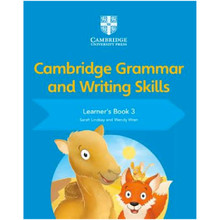 Cambridge English Grammar and Writing Skills Learner's Book 3 - ISBN 9781108730617