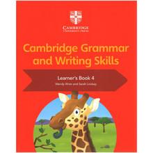 Cambridge English Grammar and Writing Skills Learner's Book 4 - ISBN 9781108730624