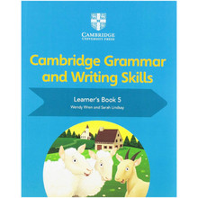 Cambridge English Grammar and Writing Skills Learner's Book 5 - ISBN 9781108730648