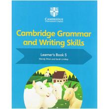 Cambridge English Grammar and Writing Skills Learner's Book 5 - ISBN 9781108730648