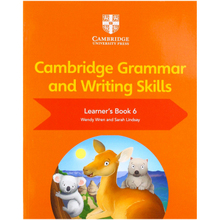 Cambridge English Grammar and Writing Skills Learner's Book 6 - ISBN 9781108730655
