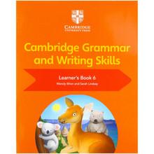 Cambridge English Grammar and Writing Skills Learner's Book 6 - ISBN 9781108730655