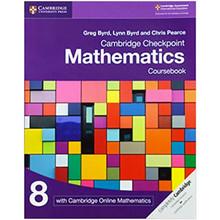 Cambridge Checkpoint Mathematics Coursebook 8 with Cambridge Online Mathematics (1 Year) - ISBN 9781108615952