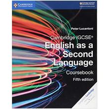Cambridge IGCSE® English as a Second Language Fifth Edition Coursebook - ISBN 9781108465953