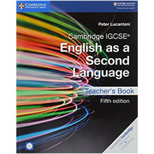Cambridge IGCSE® English as a Second Language Fifth edition Teacher's Book with Audio CDs and DVD - ISBN 9781108566698