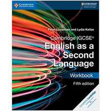Cambridge IGCSE® English as a Second Language Fifth Edition Workbook - ISBN 9781108465977
